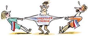 Conseiller en énergie partagé